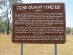 Stone Quarry Cemetary