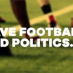 Football Is Not a Political Weapon.